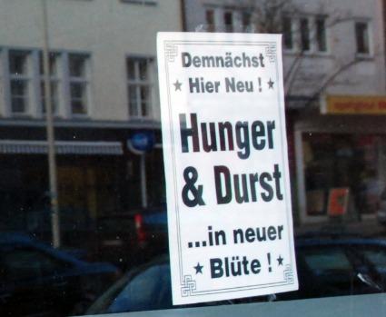 hunger-durst