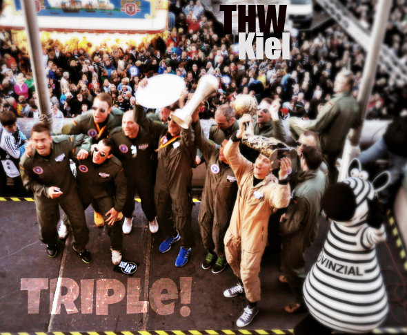 THW Kiel Triple
