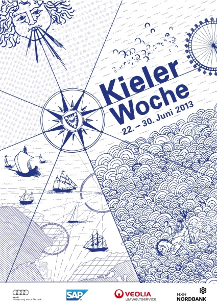 Kieler Woche 2013